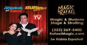 Magic of Rafael